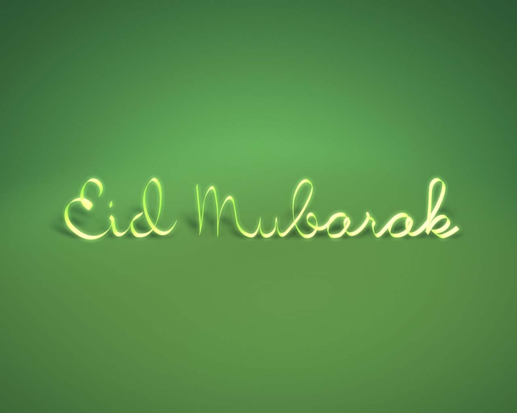 Happy Eid Mubarak to you from your Taj Solicitors Team