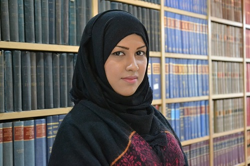 Khaleda Hakim
